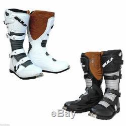 Wulfsport Motocross Adult Dirt Mountain Enduro MX Atv Bike Off Road La Boots