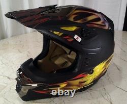 Yamaha YX-5 Dirt Bike ATV Helmet Small Never Worn Extreme Ventilation System HQ